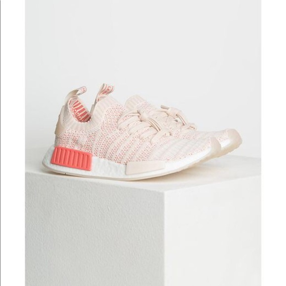 new arrival 46623 2e225 Adidas Womens NMD-R1 STLT Primeknit Originals